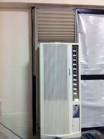 Window Casement Unit A Tech Cool Pte Ltd